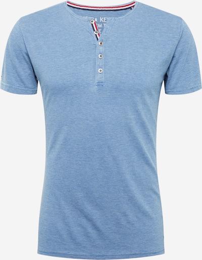 Key Largo Shirt 'DIETER' in blau, Produktansicht