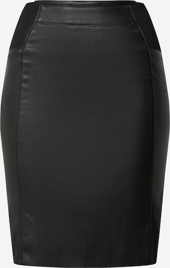 Vero Moda Petite Rok 'Buttersia' in de kleur Zwart, Productweergave