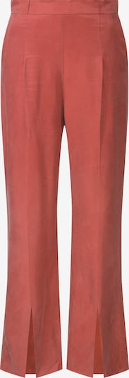 Pop Copenhagen Hose 'Flared Split-leg Trousers' in orange, Produktansicht