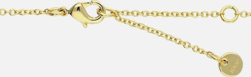 JOOP! Vergoldete Halskette mit Karabinerverschluss JPNL00001B420