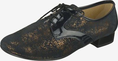 Lei by tessamino Lace-Up Shoes in Night blue / Gold, Item view