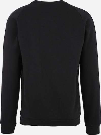 ADIDAS PERFORMANCE Sweatshirt 'Core' in schwarz: Rückansicht