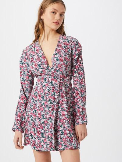 Fashion Union Letní šaty 'LEWIS' - fialová / pink, Model/ka