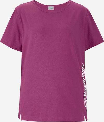 KangaROOS T-Shirt in fuchsia / himbeer, Produktansicht