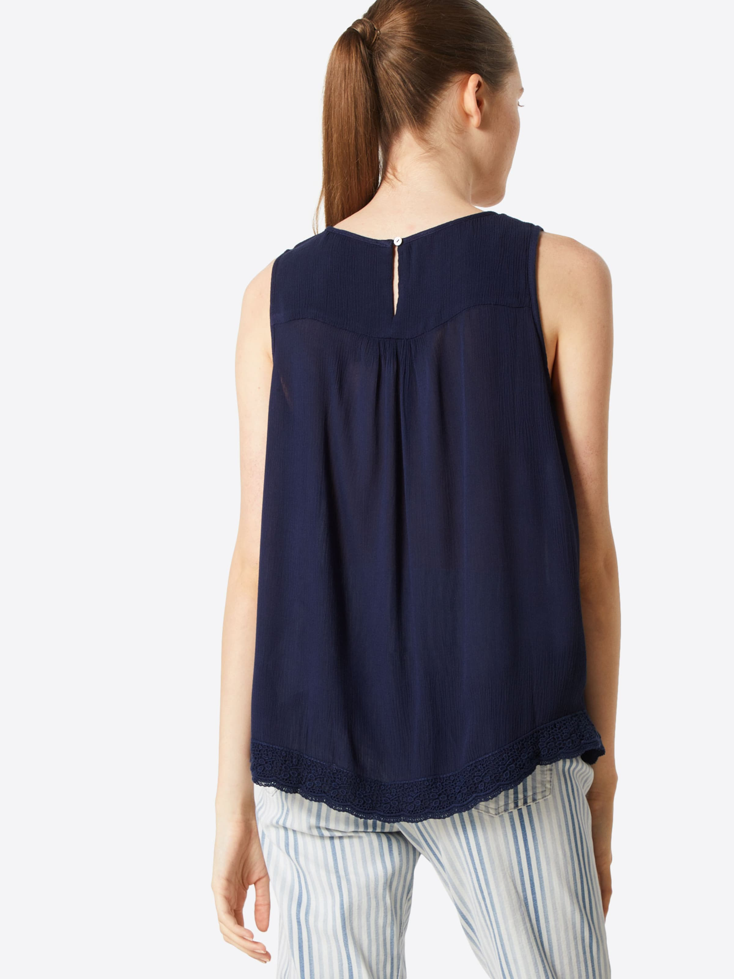 By Navy Bluse In Esprit Edc jpGSzqUVML
