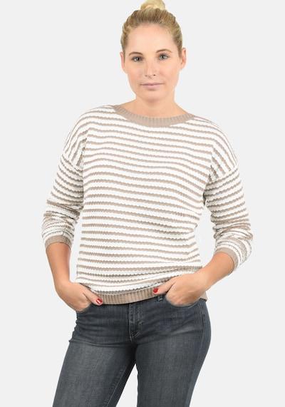 DESIRES Sweater 'Hilde' in Brown, Item view