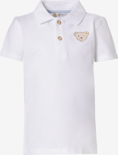 STEIFF Shirt in beige / weiß, Produktansicht