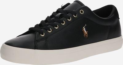 POLO RALPH LAUREN Sneaker 'LONGWOOD-SNEAKERS-VULC' in schwarz, Produktansicht