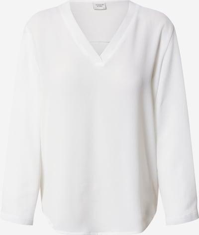 JACQUELINE de YONG Bluza 'MILO' | bela barva: Frontalni pogled