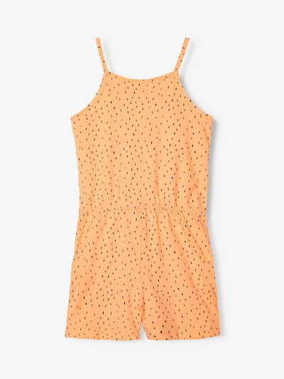 NAME IT Print Playsuit in orange, Produktansicht