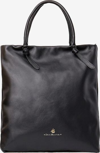 DREIMASTER Handtas in de kleur Zwart, Productweergave