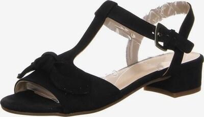 SALAMANDER Sandale in ultramarinblau, Produktansicht