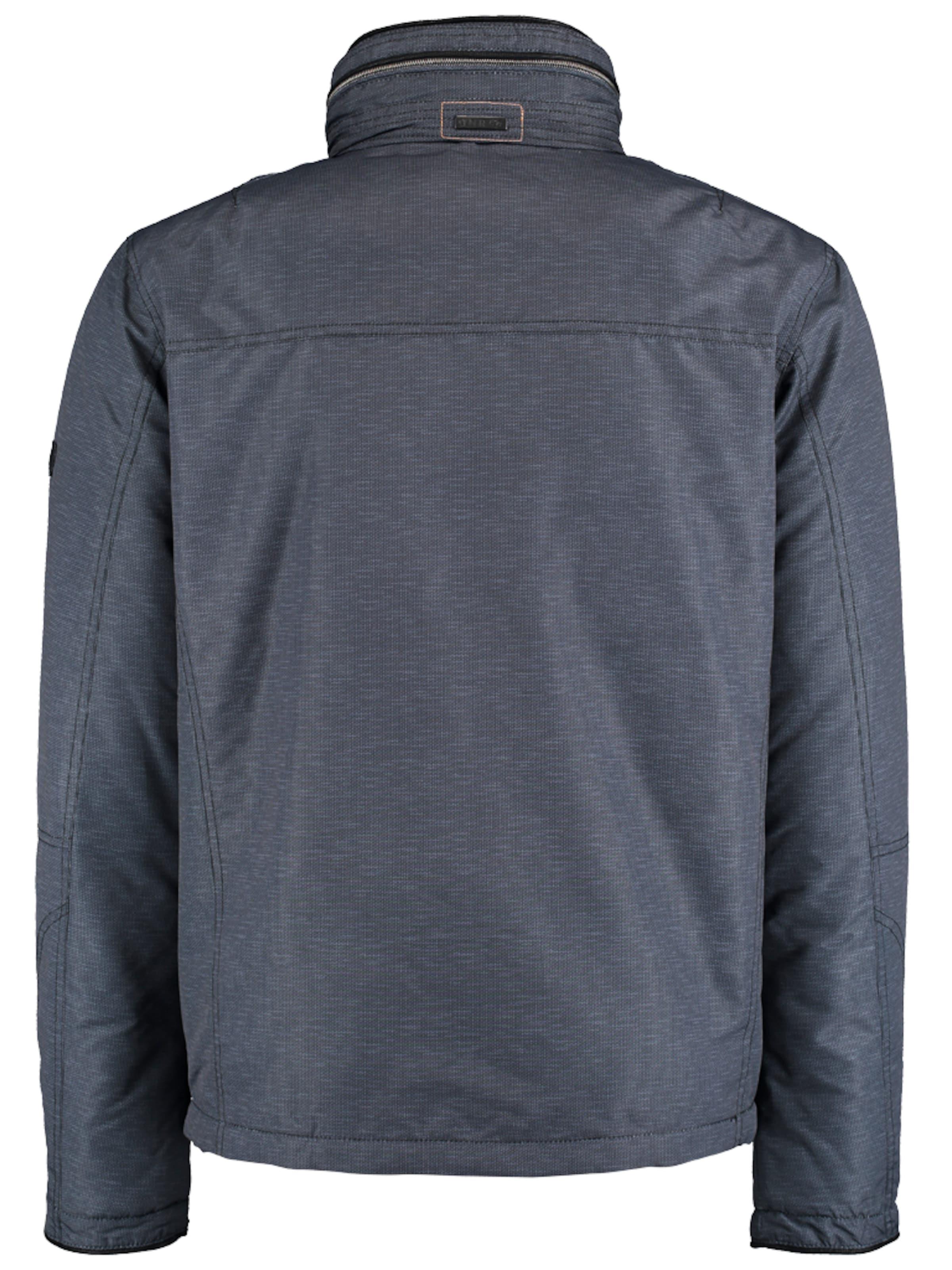 DNR Jackets Jacke in grau Synthetik 8719355341011