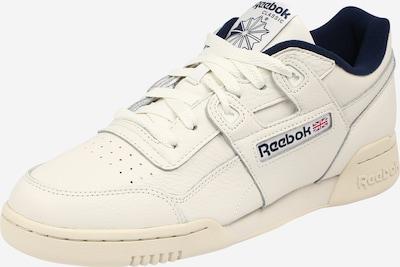 Reebok Classic Sneaker 'Workout Plus' in dunkelblau / offwhite, Produktansicht