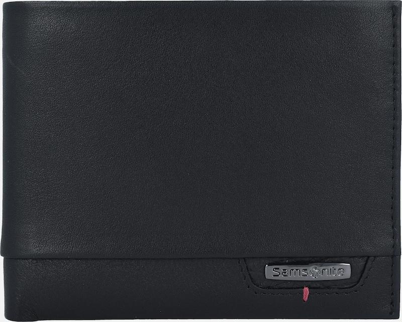 SAMSONITE Pro-DLX 4 Geldbörse RFID Leder 12 cm