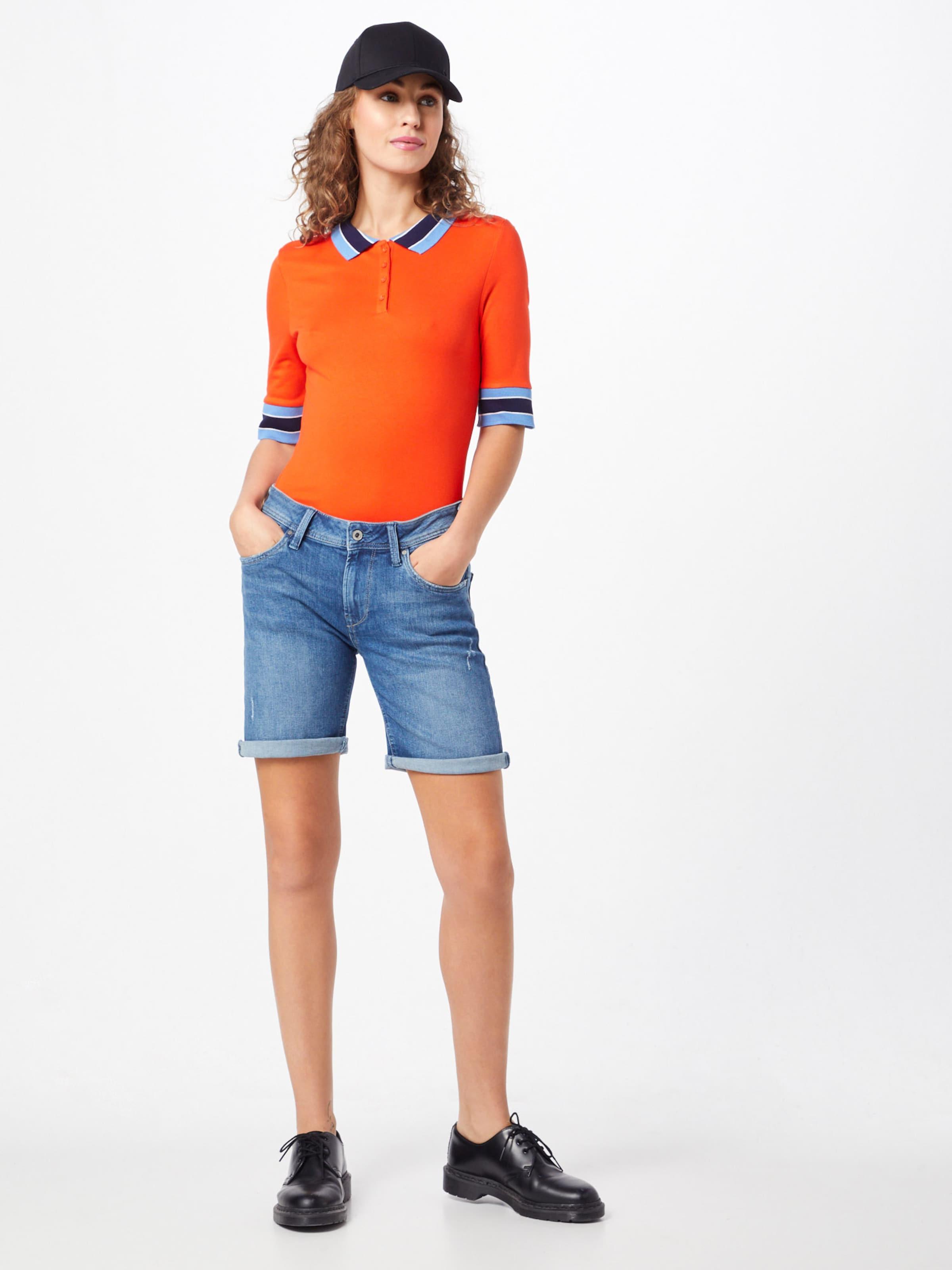 Denim Pepe Shorts 'poppy' Jeans Blue In NP8wkZ0OnX