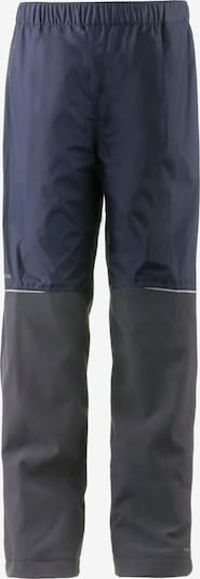 VAUDE Outdoorhose in navy / grau, Produktansicht