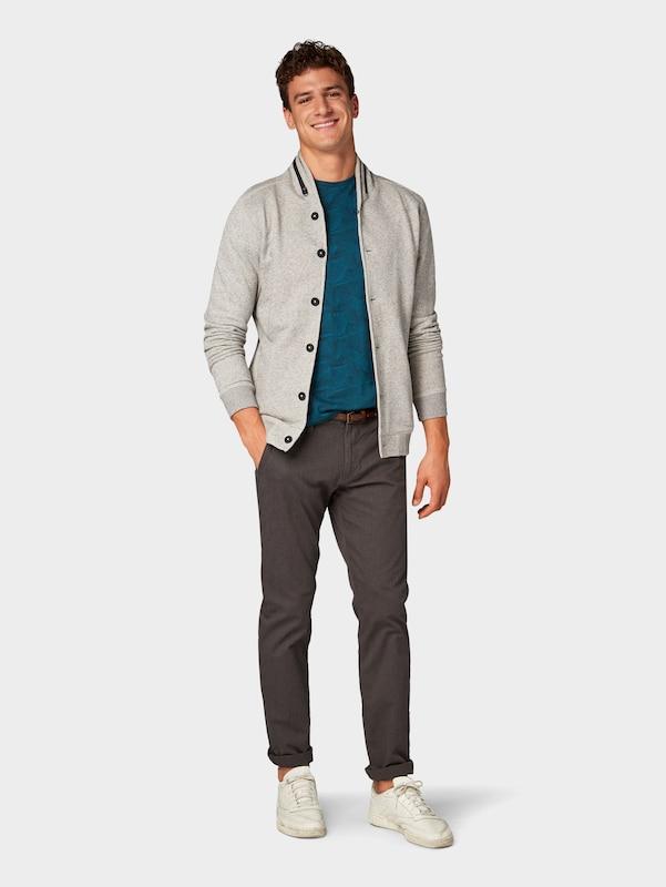 T Petrol Tom Tom Tailor Tailor shirt q48wnt1H