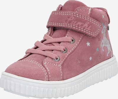 Sportbačiai 'Yuna-Tex' iš LURCHI , spalva - rožių spalva / Sidabras, Prekių apžvalga