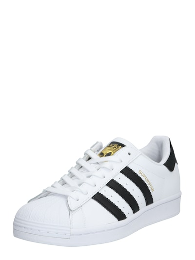 ADIDAS ORIGINALS Sneaker 'SUPERSTAR' in gold / schwarz / weiß