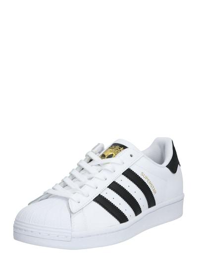 ADIDAS ORIGINALS Sneaker 'SUPERSTAR' in gold / schwarz / weiß