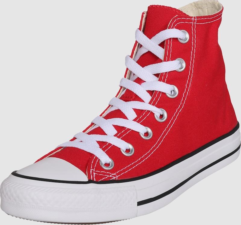 converse all stars rood hoog