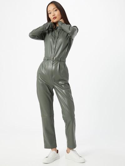 Kombinezono tipo kostiumas iš PATRIZIA PEPE , spalva - alyvuogių spalva, Modelio vaizdas