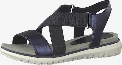 MARCO TOZZI Sandale in dunkelblau, Produktansicht
