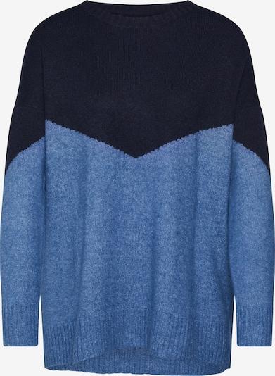 Megztinis iš JACQUELINE de YONG , spalva - mėlyna dūmų spalva / tamsiai mėlyna: Vaizdas iš priekio