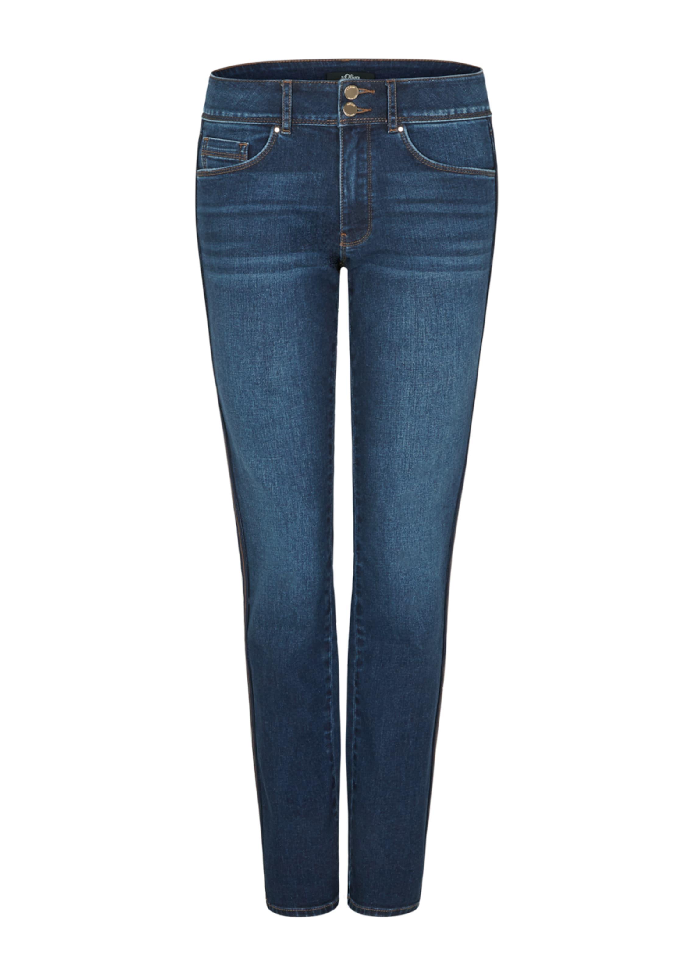Black Blau S Jeans oliver In Label orxQeEdCWB