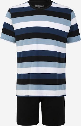 SCHIESSER Schlafanzug in mischfarben, Produktansicht
