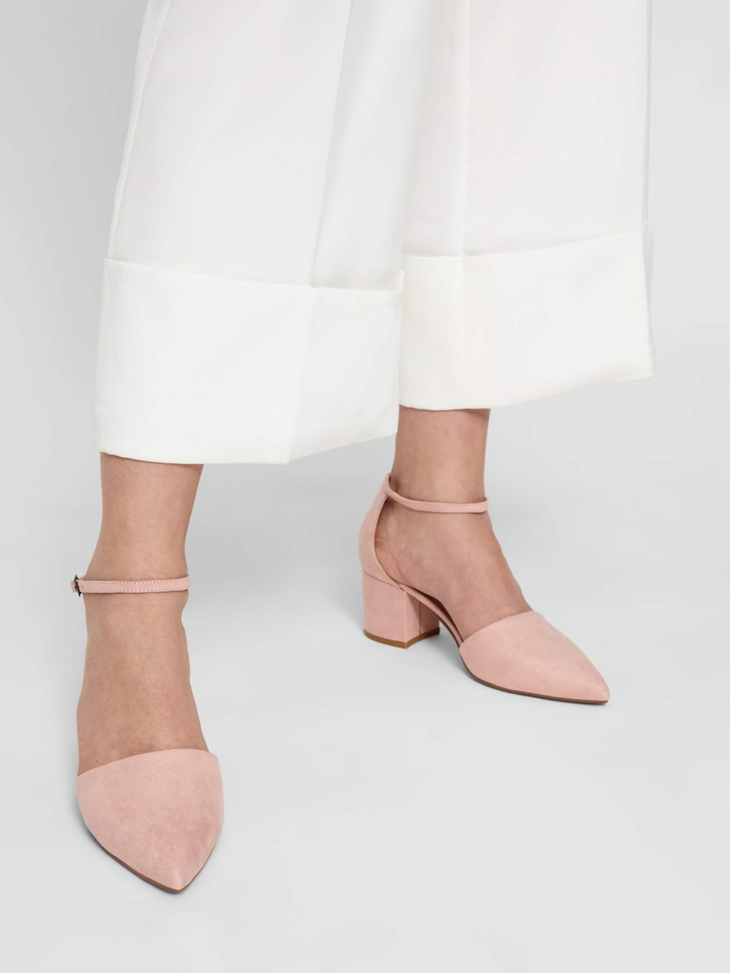 D'orsay' Pumps In 'divived Bianco Altrosa m0n8Nw