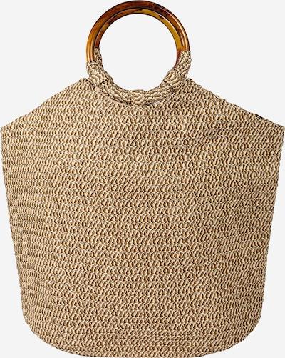 bézs / barna InWear Shopper táska 'IslaI', Termék nézet