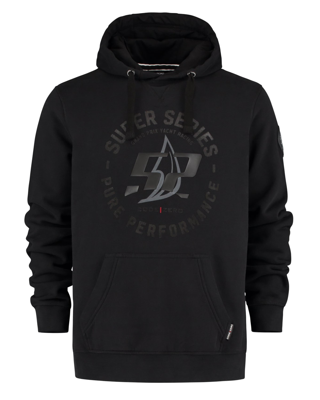Kapuzen sweatshirt Schwarz In zero Code 'superseries' rdCoWxBe