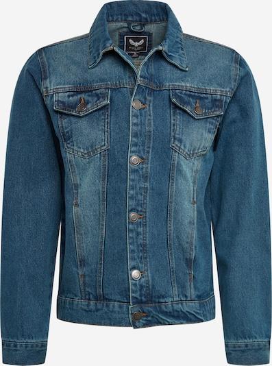 BRAVE SOUL Prechodná bunda 'MJK-FIELDING' - modrá denim, Produkt