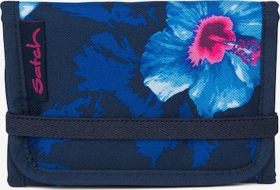 Satch Geldbeutel in nachtblau / mischfarben, Produktansicht