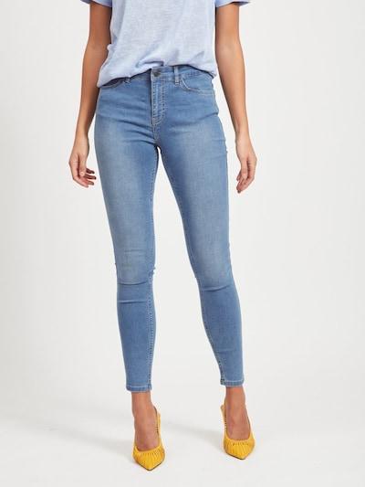 OBJECT Jeans in blue denim, Modelansicht