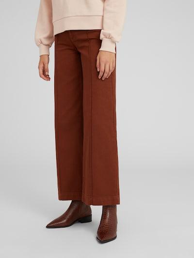 EDITED Jean 'Neva' en marron, Vue avec modèle
