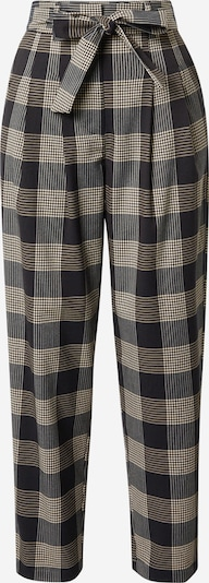 OBJECT Trousers 'Cille' in beige / graphite, Item view