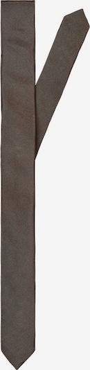 SELECTED HOMME Stropdas in de kleur Mokka, Productweergave