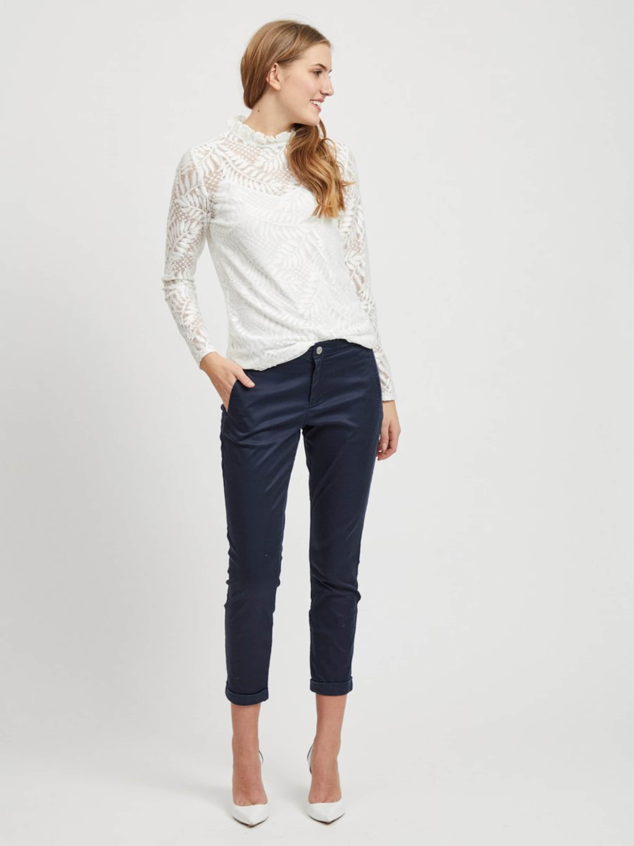 Vila In Cropped Dunkelblau Jeans Cropped Jeans Vila In Dunkelblau xWreCQdBo
