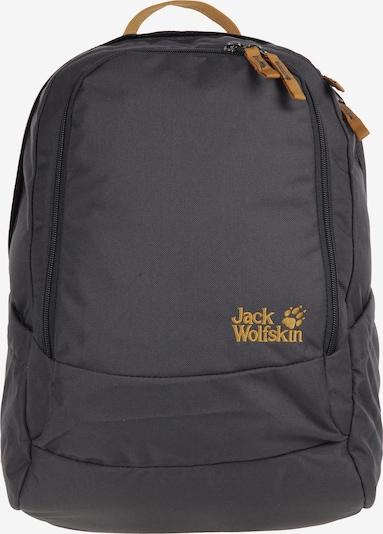 JACK WOLFSKIN Rucksack 'Perfect Day' in karamell / graphit, Produktansicht