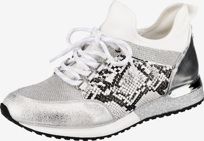 LA STRADA Sneaker in silber / weiß, Produktansicht