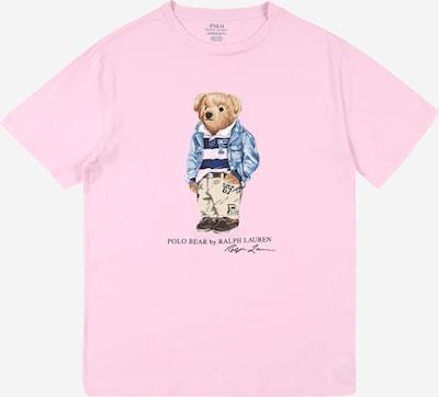 POLO RALPH LAUREN T-Shirt in mischfarben / pink, Produktansicht