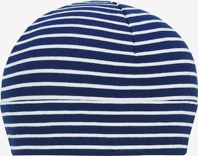 DÖLL Mütze in nachtblau / weiß, Produktansicht
