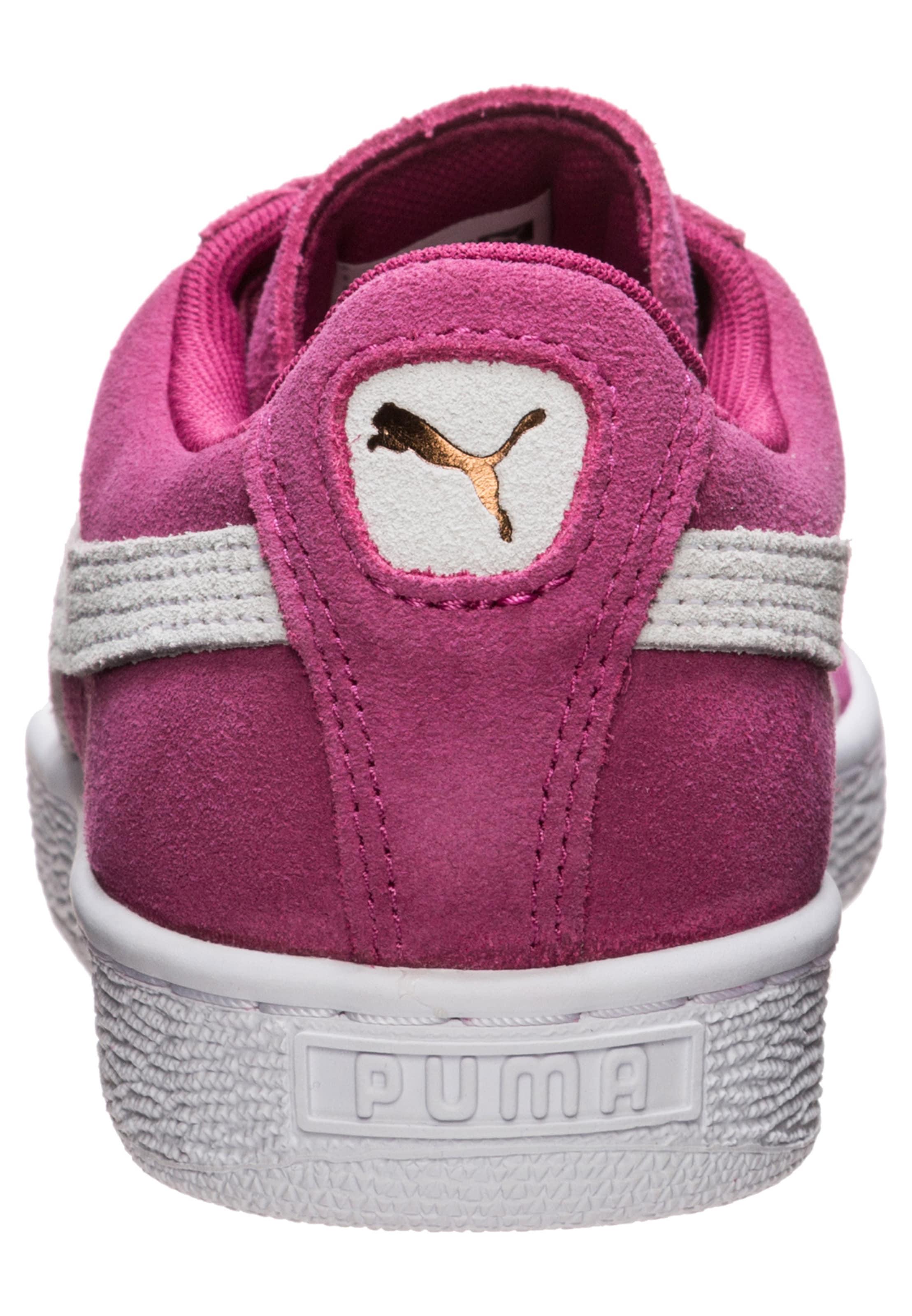 Puma 'suede In Magenta Classic' Sneaker l3cKJT1F
