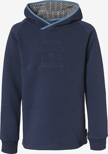 ELKLINE Sweatshirt 'UPNDOWN' in blau, Produktansicht
