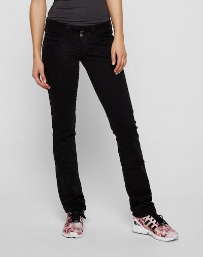 Pepe Jeans Kavbojke 'Venus' | črna barva, Prikaz modela