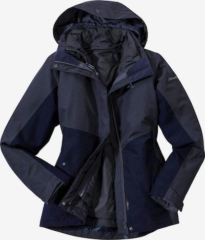 Schöffel Jacke 'Luanda 2' in nachtblau / dunkelblau, Produktansicht