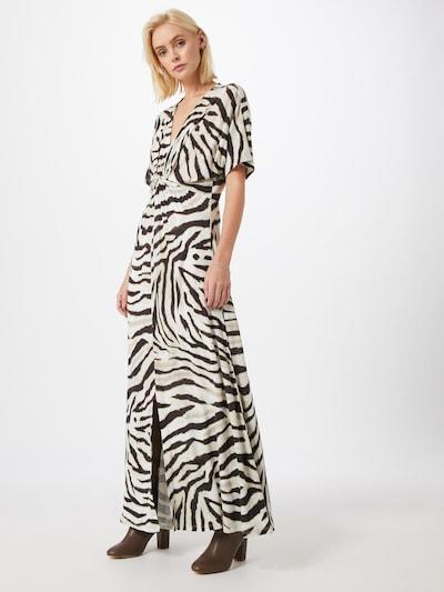 Lauren Ralph Lauren Kleid 'NIKLOS' in beige / schwarz, Modelansicht